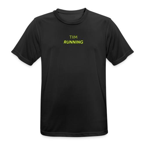 tiim_icon05-eps - Mannen T-shirt ademend actief