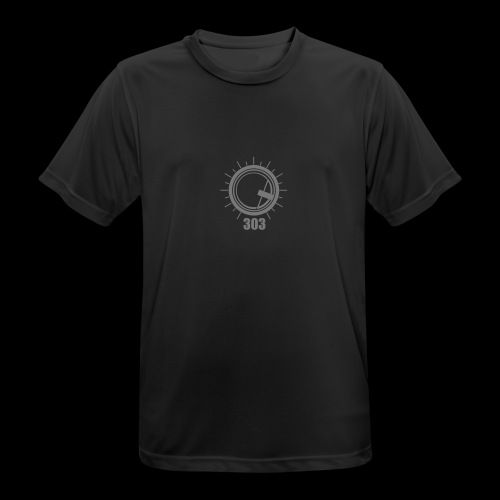 Push the 303 - Men's Breathable T-Shirt