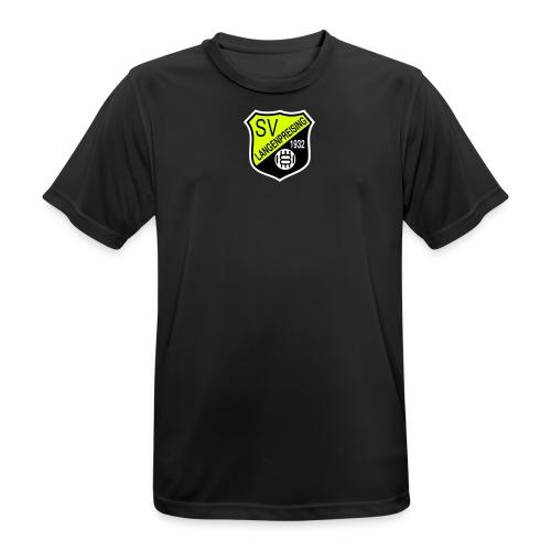 Wappen dreifarbig - Männer T-Shirt atmungsaktiv