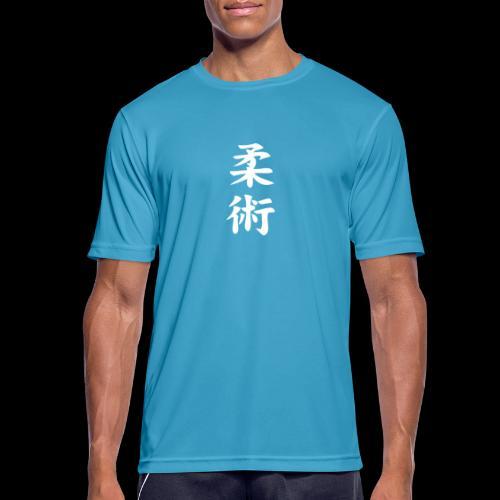 ju jitsu - Koszulka męska oddychająca