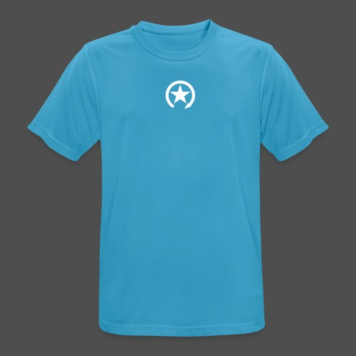KILLSCHALTER sport active - Männer T-Shirt atmungsaktiv