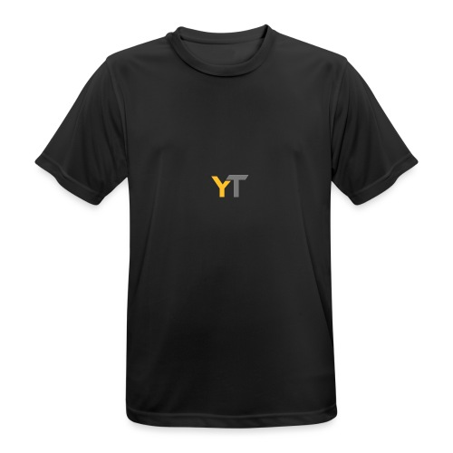 Yogii Tube - Men's Breathable T-Shirt