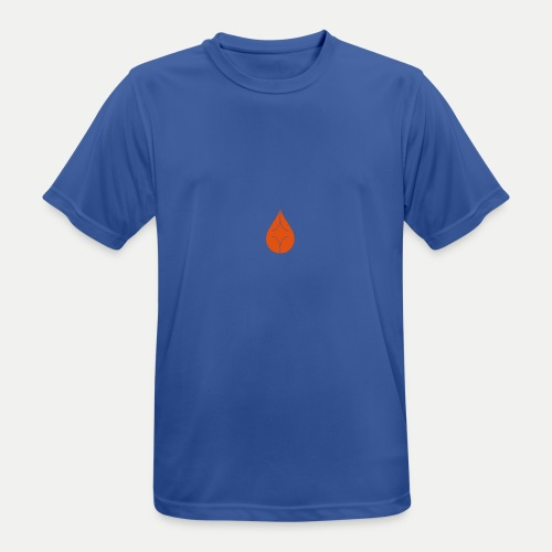 ing's Drop - Men's Breathable T-Shirt