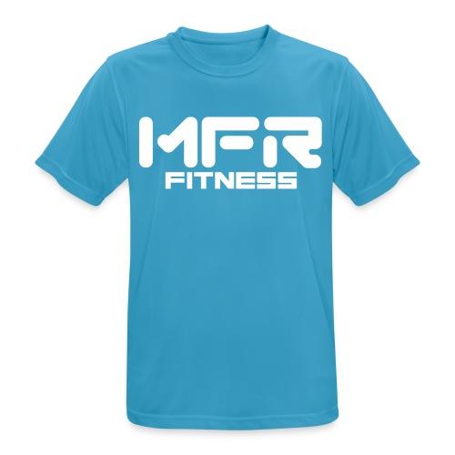 mfr fitness - Andningsaktiv T-shirt herr