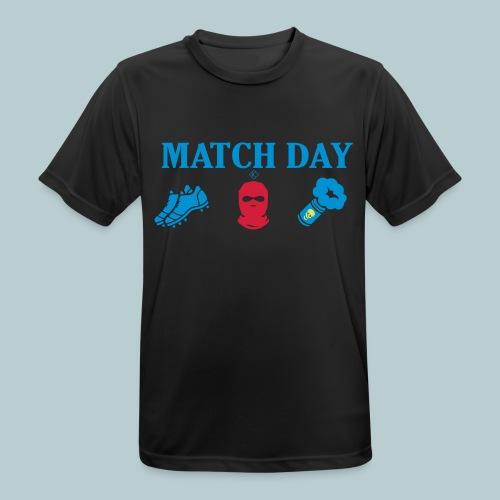 MatchDay - Andningsaktiv T-shirt herr