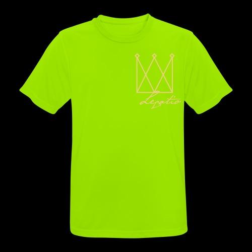 Legatio Script - Men's Breathable T-Shirt