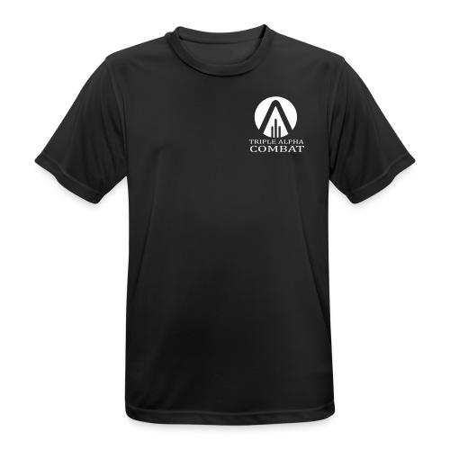 transparent - Männer T-Shirt atmungsaktiv