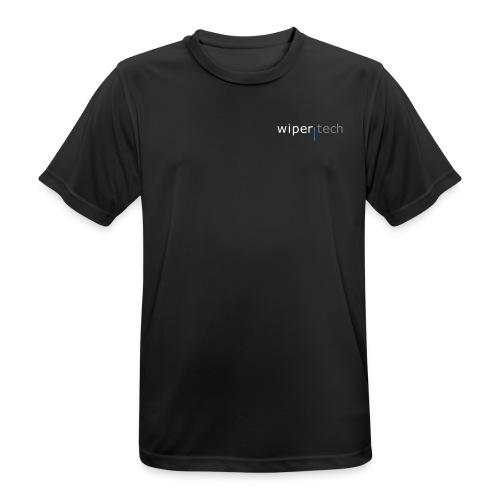 WiperTech hell - Männer T-Shirt atmungsaktiv