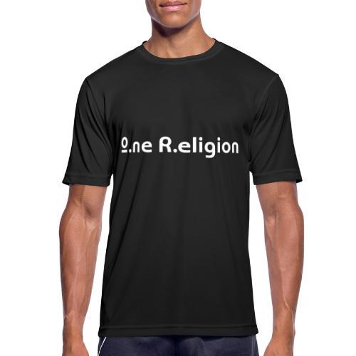 O.ne R.eligion Only - T-shirt respirant Homme
