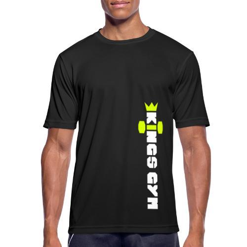 KINGS GYM - Männer T-Shirt atmungsaktiv