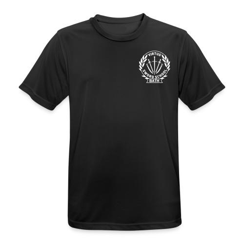 BATH - Men's Breathable T-Shirt