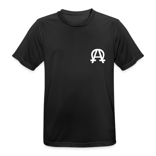 alpha-oméga - T-shirt respirant Homme