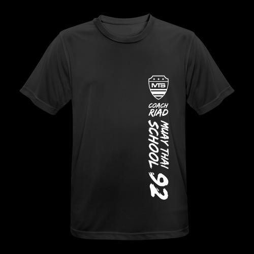 (mst92finalv3) - T-shirt respirant Homme