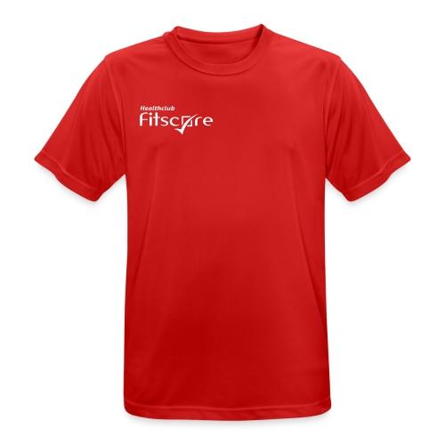 Healthclub Fitscore - Mannen T-shirt ademend actief