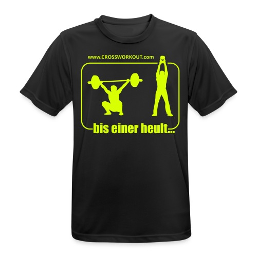 CW BisEiner v11k - Männer T-Shirt atmungsaktiv