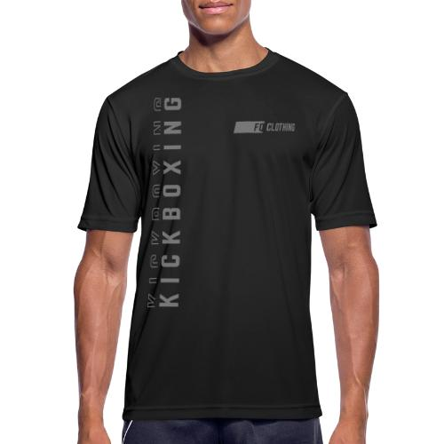 Kickboxing 2.0 - Men's Breathable T-Shirt