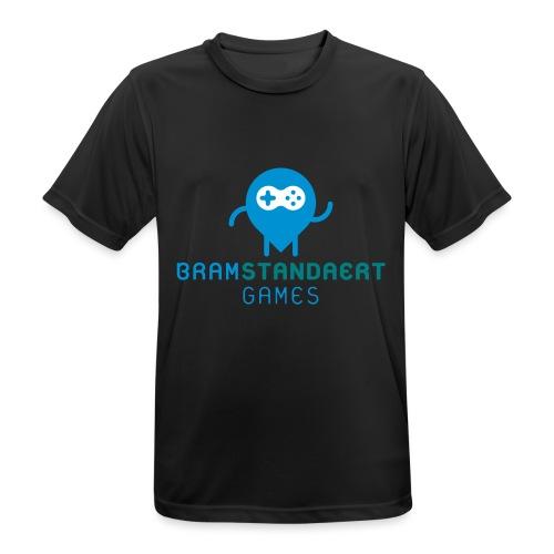 BramStandaertGames - Mannen T-shirt ademend
