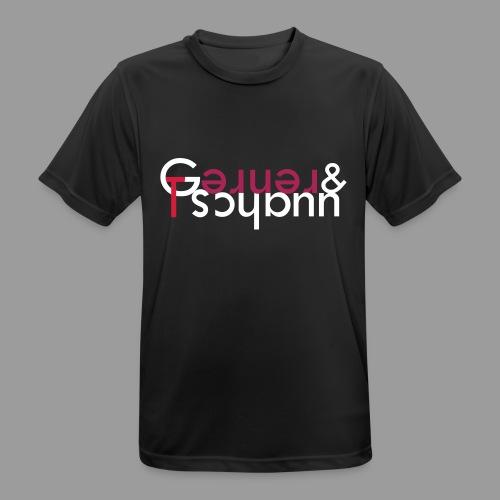 Gernerundtschann - Männer T-Shirt atmungsaktiv