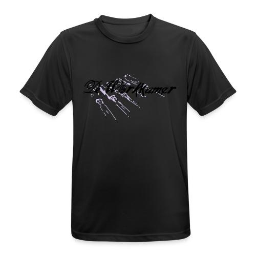 werkkamer edit - Mannen T-shirt ademend actief