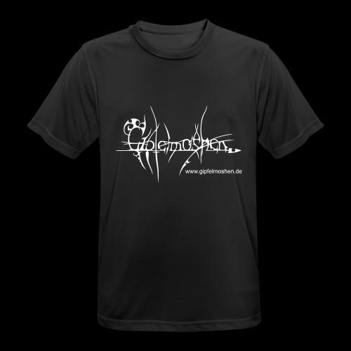 gipfelmoshen wwwregular pfad - Männer T-Shirt atmungsaktiv