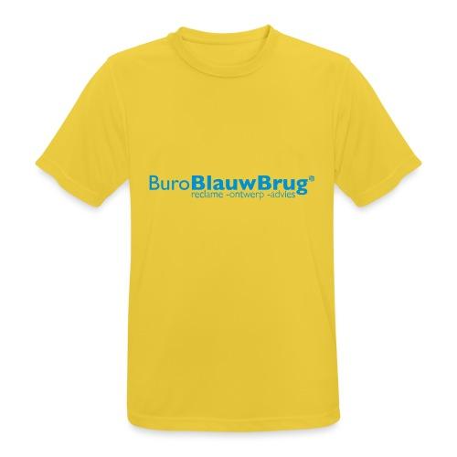 bbb_logo2015 - Men's Breathable T-Shirt
