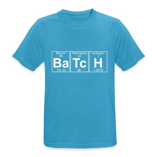 Ba-Tc-H (batch) - Full - Men's Breathable T-Shirt