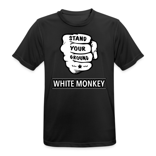 WM SYG - Andningsaktiv T-shirt herr