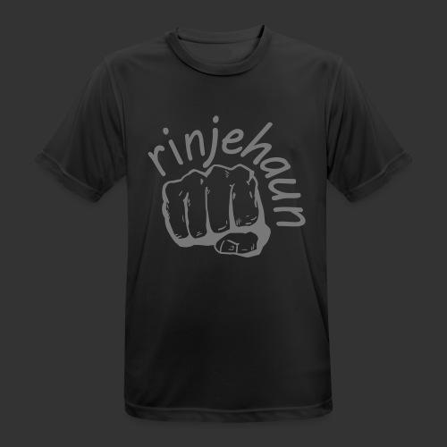 rinjehaun - Männer T-Shirt atmungsaktiv