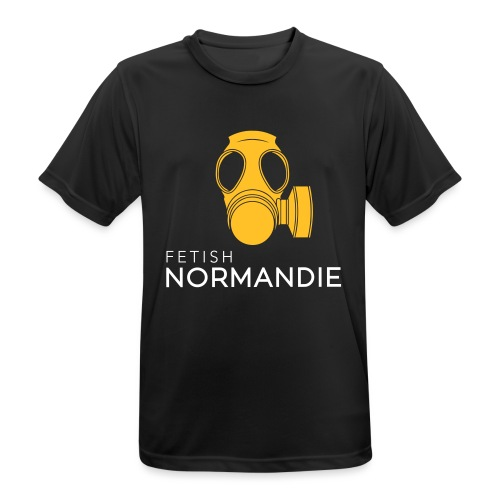 Fetish Normandie - T-shirt respirant Homme