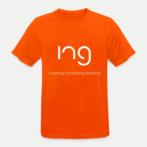 ing Original's - Men's Breathable T-Shirt