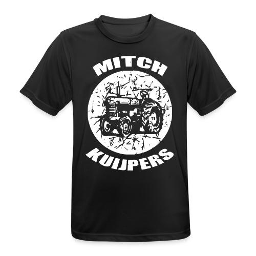 farmer MITCH - Mannen T-shirt ademend actief