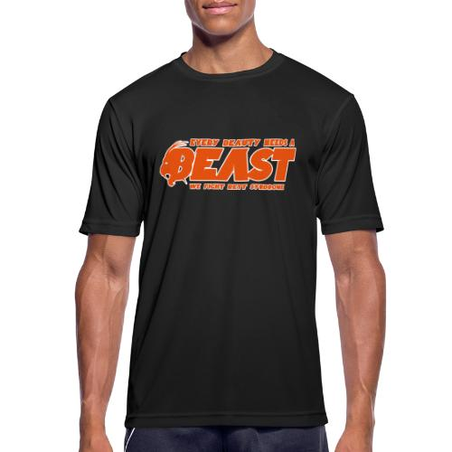 Beast Sports - Men's Breathable T-Shirt