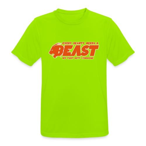 Beast Sports - Men's Breathable T-Shirt