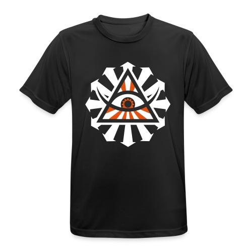 Paniq 2009 Logo - Männer T-Shirt atmungsaktiv