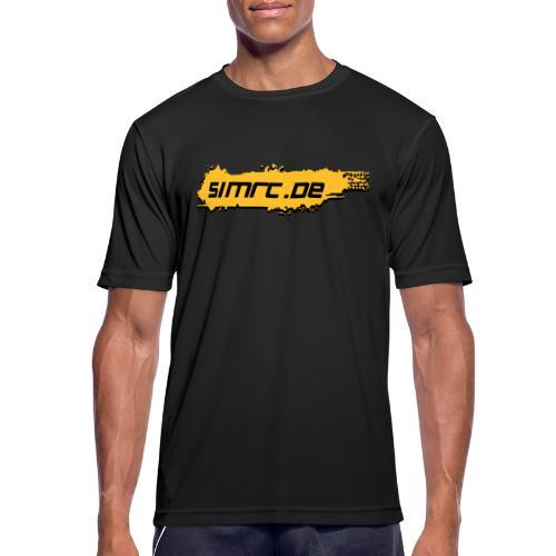 SimRC.de Classic - Männer T-Shirt atmungsaktiv