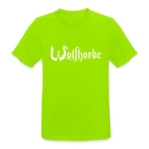 wolfhorde vector black - Men's Breathable T-Shirt
