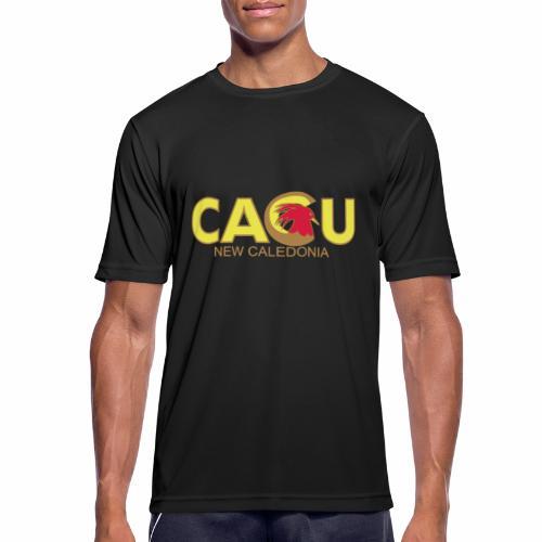Cagu New Caldeonia - T-shirt respirant Homme