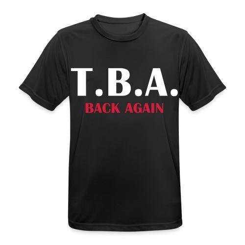 tba 2017 of vorn - Männer T-Shirt atmungsaktiv