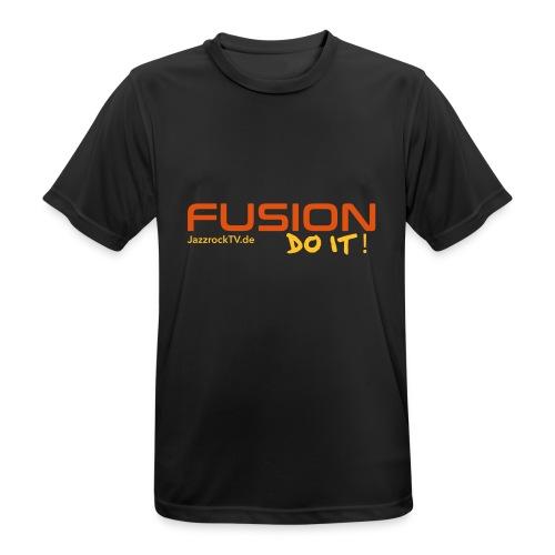 Fusion - Do It - Männer T-Shirt atmungsaktiv
