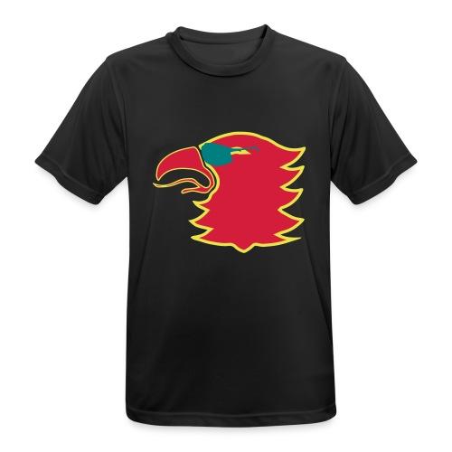 Liekki - miesten tekninen t-paita