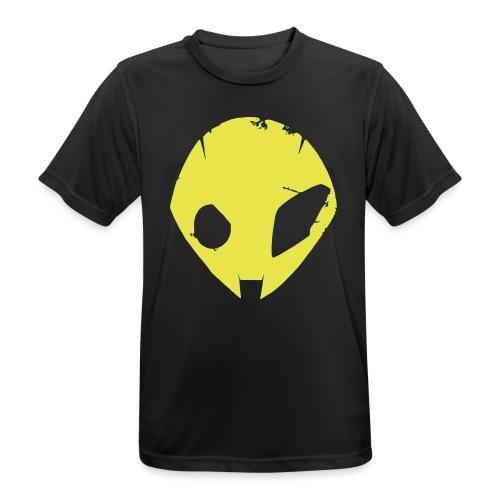 alien s1000rr - Männer T-Shirt atmungsaktiv