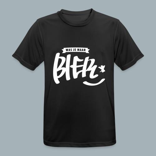 Bier Premium T-shirt - Mannen T-shirt ademend actief
