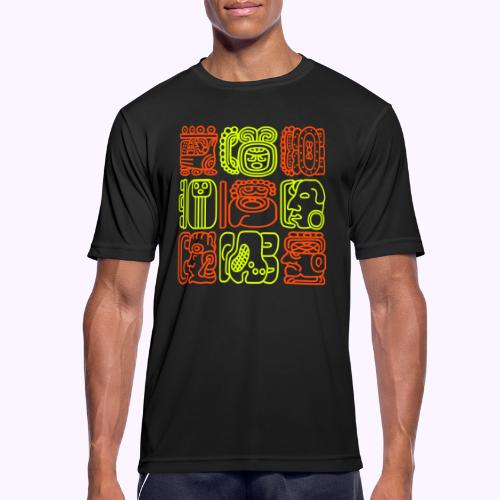 Mayan Bolontiku - Men's Breathable T-Shirt