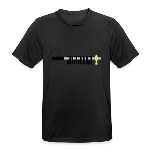 martin - Mannen T-shirt ademend
