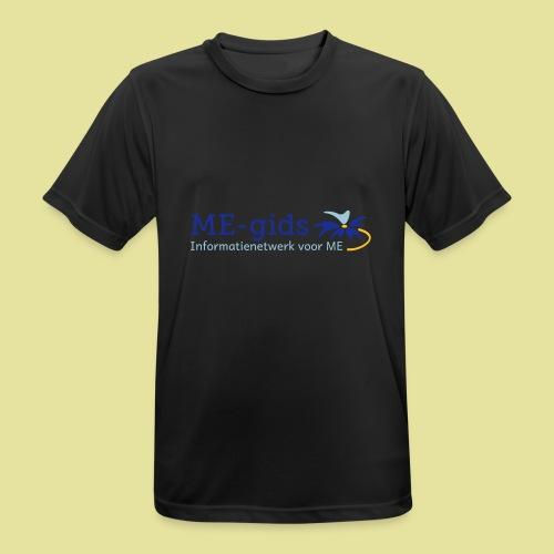 logomegids - Mannen T-shirt ademend actief