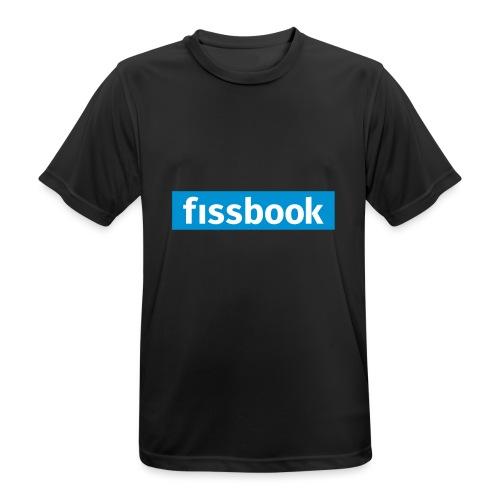 Fissbook Derry - Men's Breathable T-Shirt