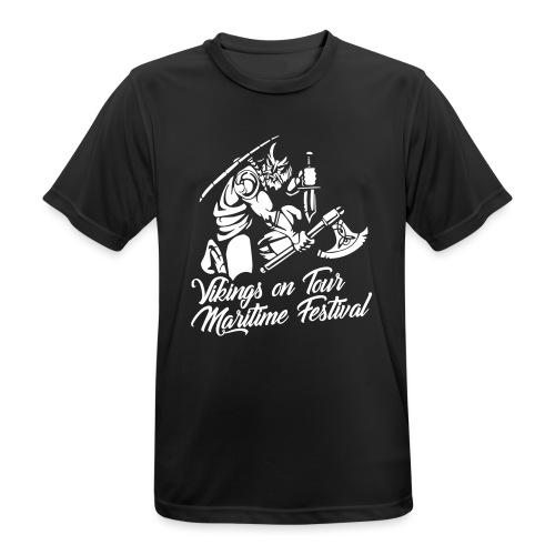 Viking Maritime - Men's Breathable T-Shirt