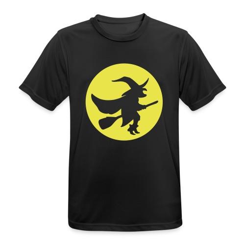 hexe_1farbig - Männer T-Shirt atmungsaktiv
