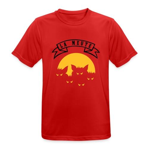 la meute - T-shirt respirant Homme