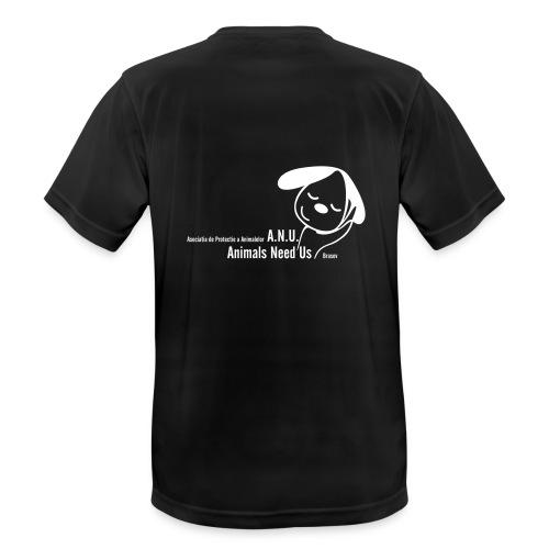 anu vector T - Männer T-Shirt atmungsaktiv